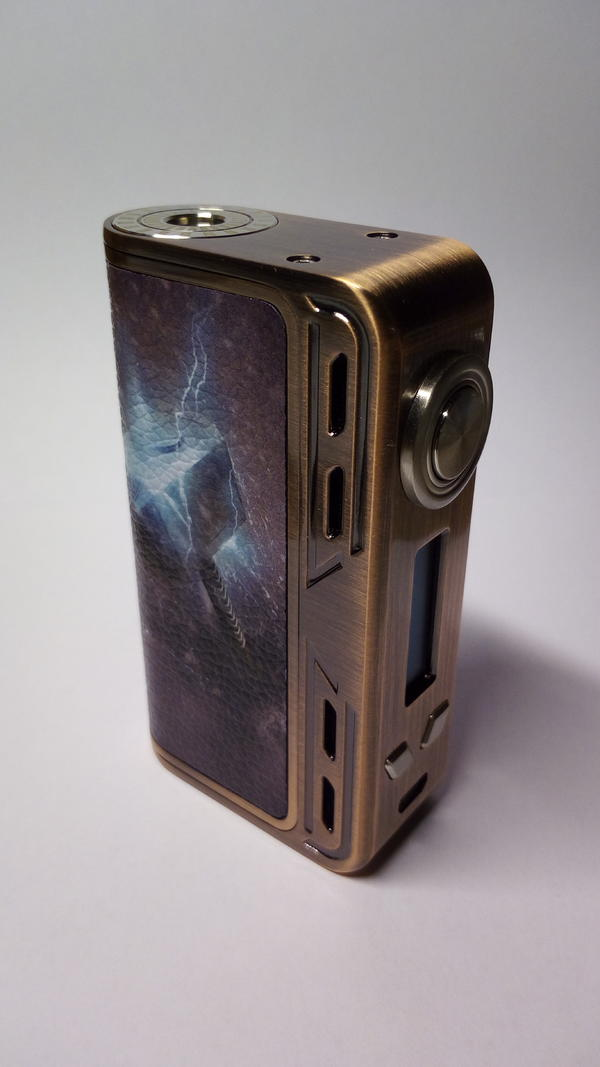 smoant charon 218w tc akkutr ger box mod ant 218 chip copper thor s hammer edel ebay. Black Bedroom Furniture Sets. Home Design Ideas