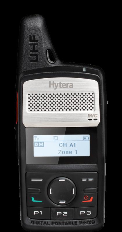 Hytera PD-365 plus Zubehör