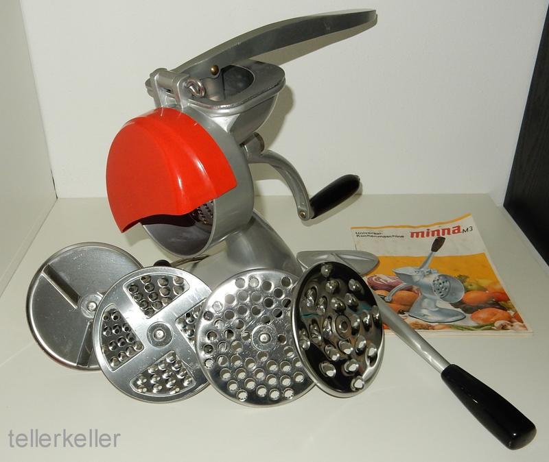 Küchenreibe Ikea ~ minna küchenmaschine 5 scheiben saftpresse anleitung reibe presse m3 ebay