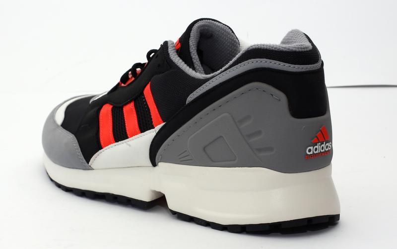 e3096b60de8caf Adidas EQT Running Cushion Berlin (M20502) Sneaker - Schwarz Rot -Größe 44  - Neu