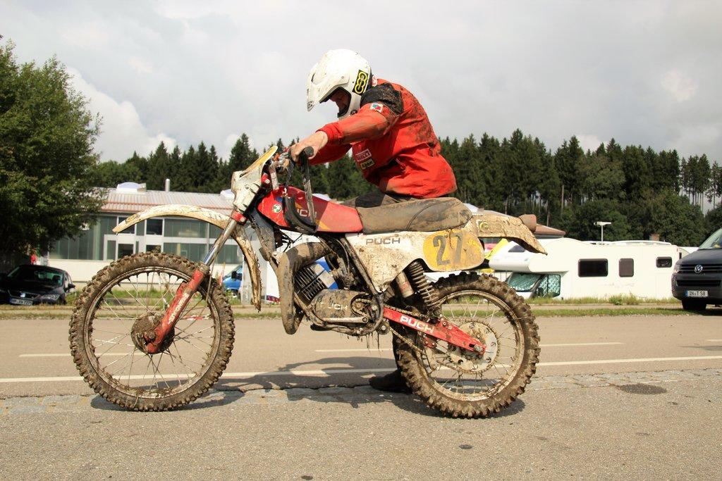 Wullink Motocross Puch 30340108vt