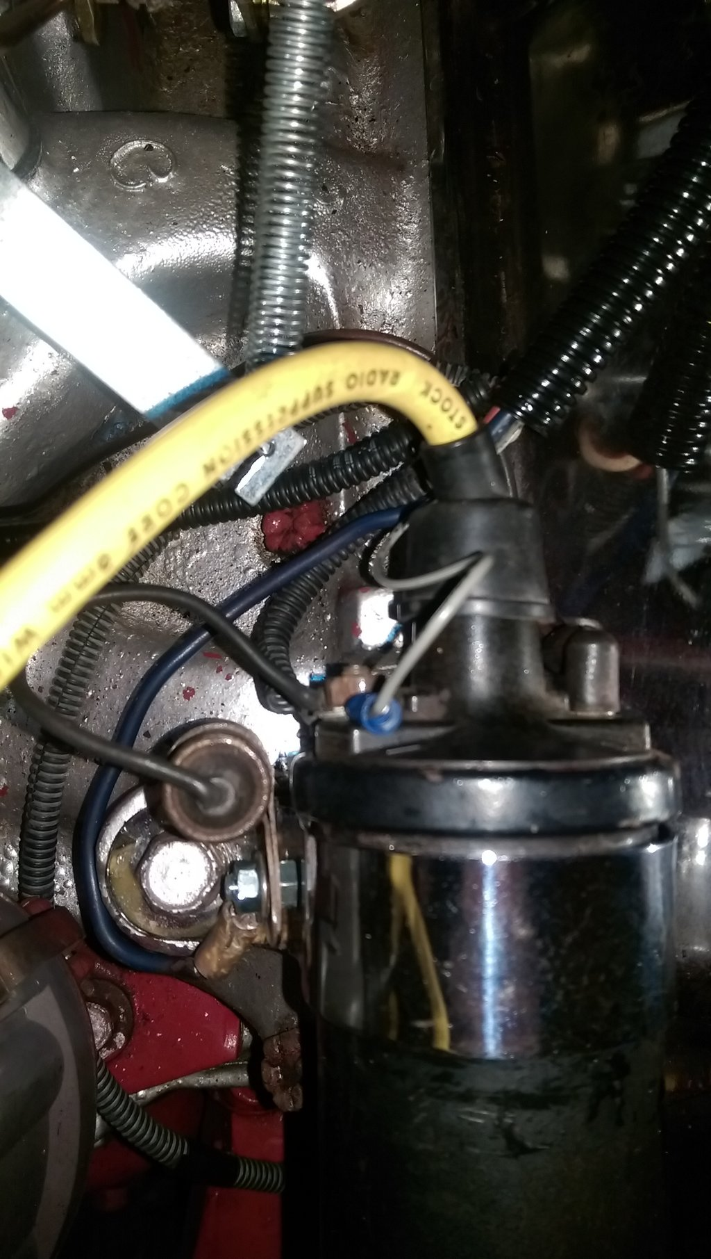 Muscle Car Motor Hot Rod Amerika Big Block Oldtimer V8 Auto