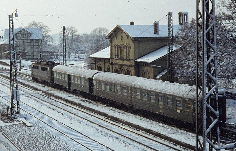 Bahnhof Felsberg-Gensungen 30818896qz