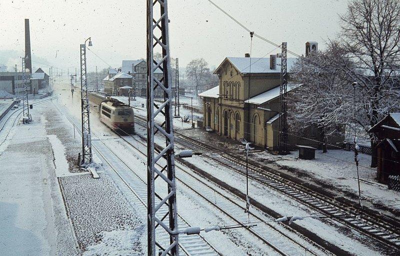 Bahnhof Felsberg-Gensungen 30831082gb
