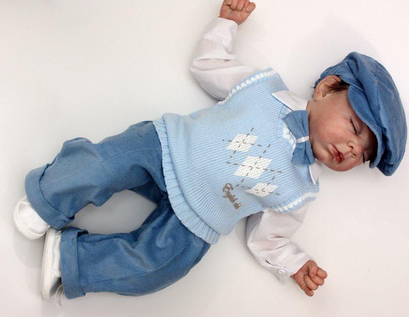 Anzug Baby Anzug Taufanzug Junge Taufe Taufanzug Festanzug baby G019-4