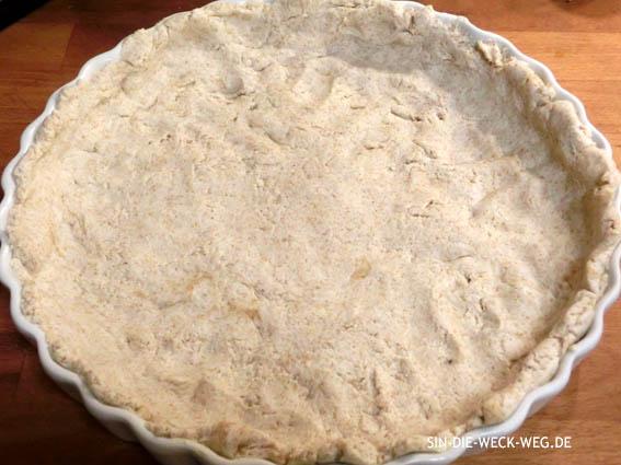 Mangold-Schafskäse-Quiche