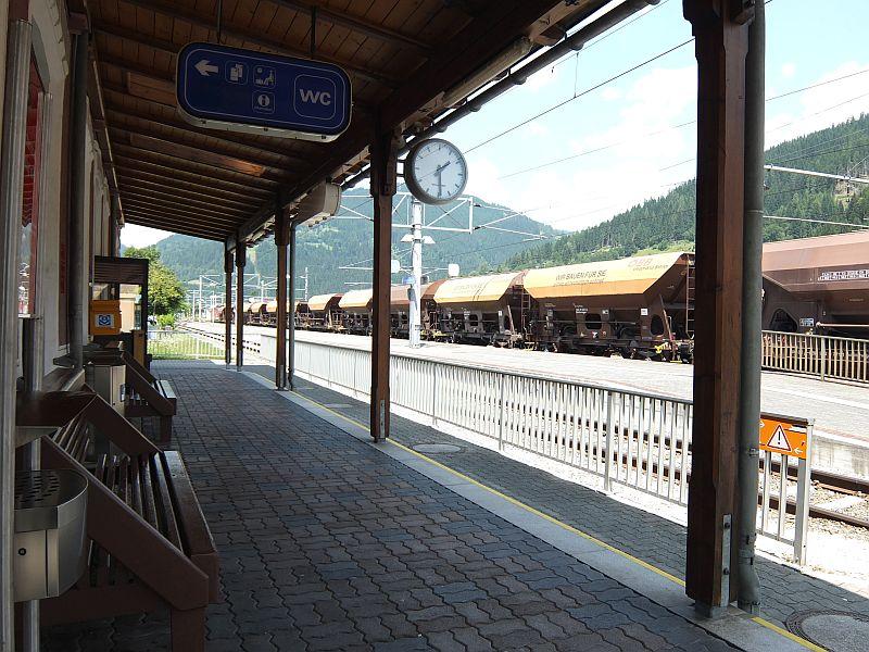 Bahnhof Eben im Pongau 31027244br