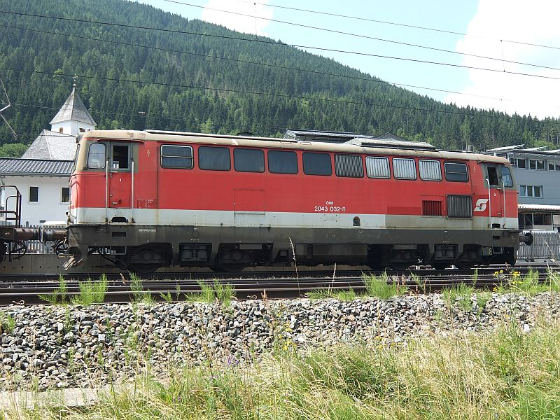 Bahnhof Eben im Pongau 31027246fl