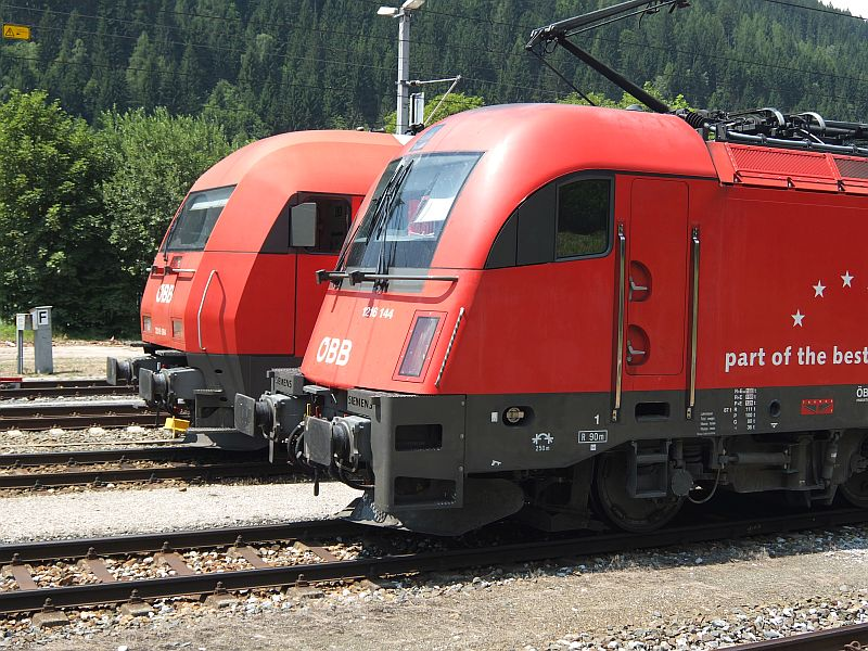 Bahnhof Eben im Pongau 31027247sx