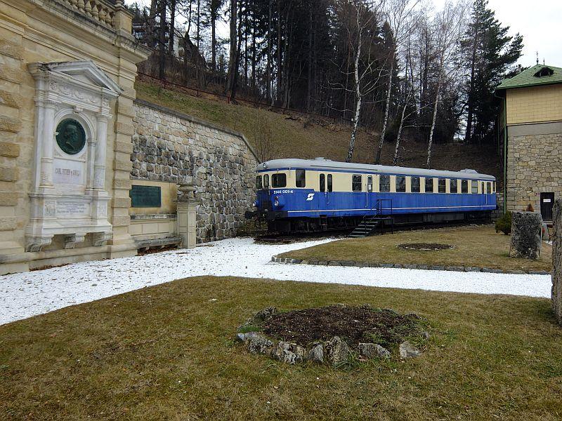 Bahnhof Semmering 31098595re