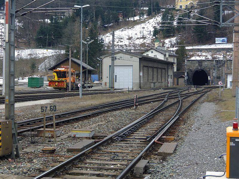 Bahnhof Semmering 31098596ax
