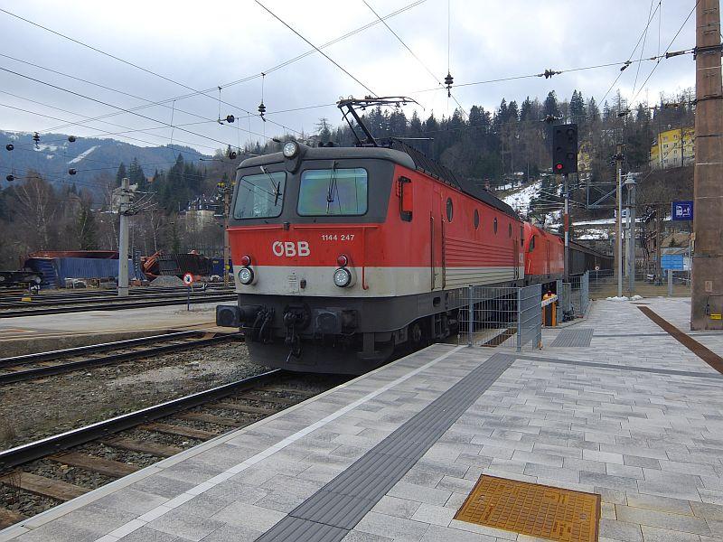 Bahnhof Semmering 31098599cs