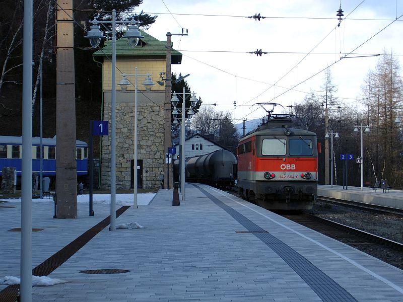 Bahnhof Semmering 31098604sj