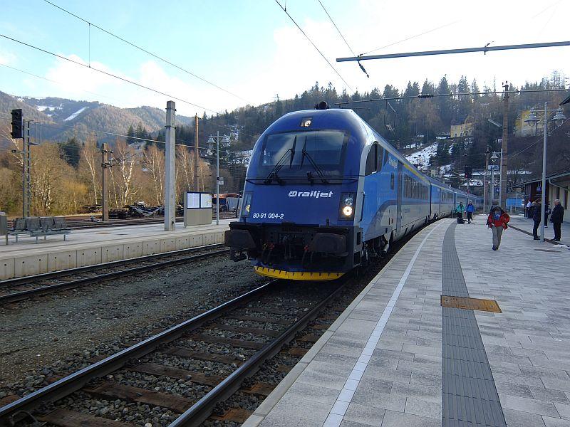Bahnhof Semmering 31098605ti