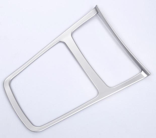 Mercedes Benz central ajustable diafragma marco de cobertura AMG a GLA cla cromo