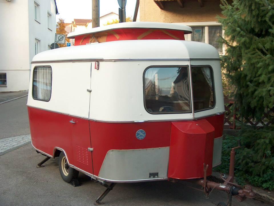 Wohnwagen Niewiadów N126N am Jimny [Archiv] - Suzuki Jimny Forum