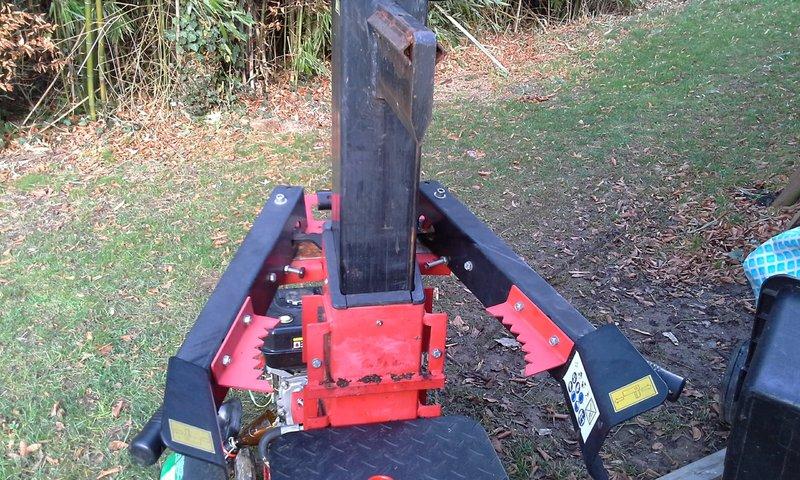 Atemberaubend Reparatur Holzspalter China Zylinder • Motorsägen-Portal @SL_95