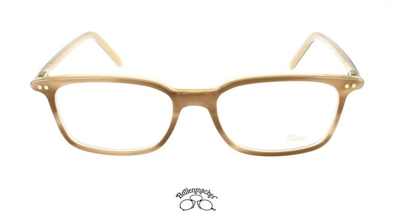Original Lunor Brillenfassung A5 Mod. 234 Farbe 01 schwarz WkYD5
