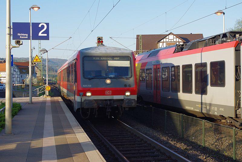Bahnhof Felsberg-Gensungen 32444835qm