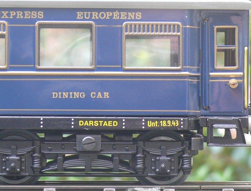 Locomotive 230 D ACO  à vapeur vive 32969664gj