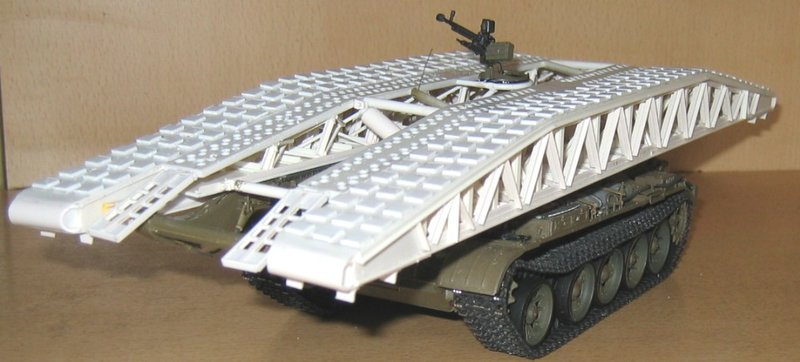 Brückenlegegerät MTU-12 33086125ek