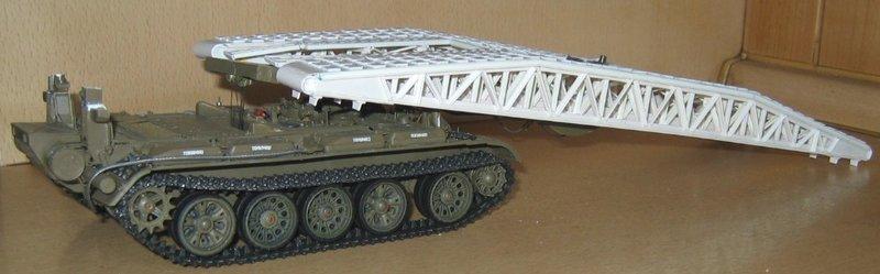 Brückenlegegerät MTU-12 33086139gv