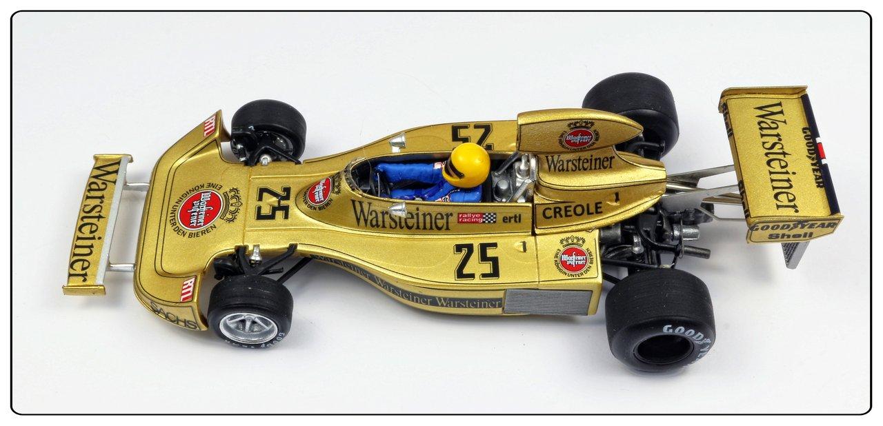 Kartsport Glasfaser March Triumph Formel 3 Karosse ??