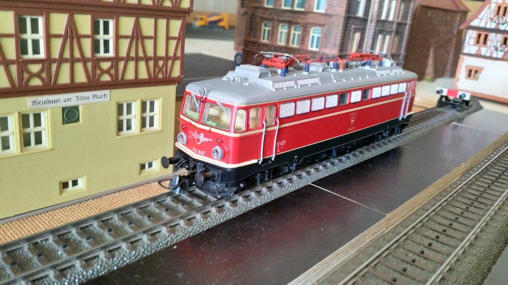 ÖBB Schnellzugwagen 33202638ch