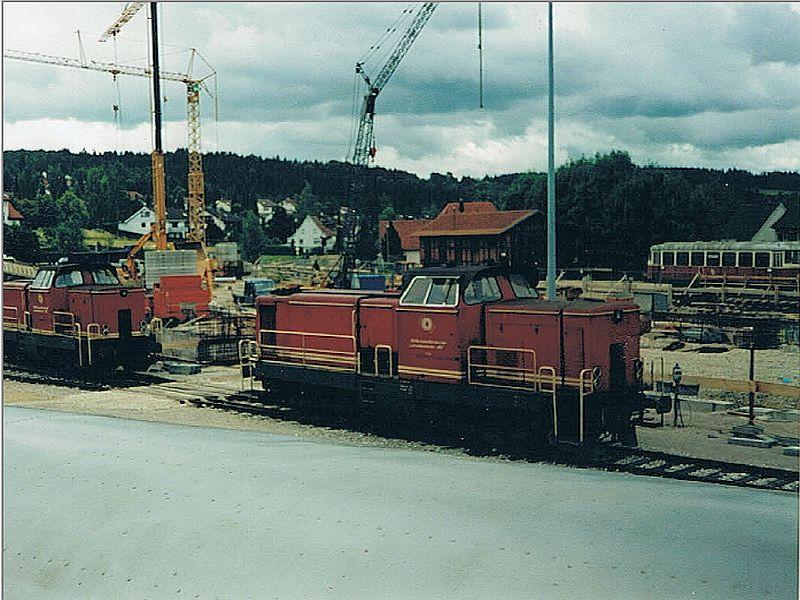 Bilder von der HZL um das Jahr 2000 33248669nh