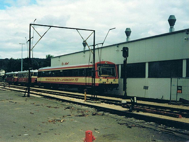 Bilder von der HZL um das Jahr 2000 33248679vf
