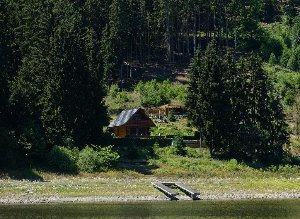 Datschenidylle am See