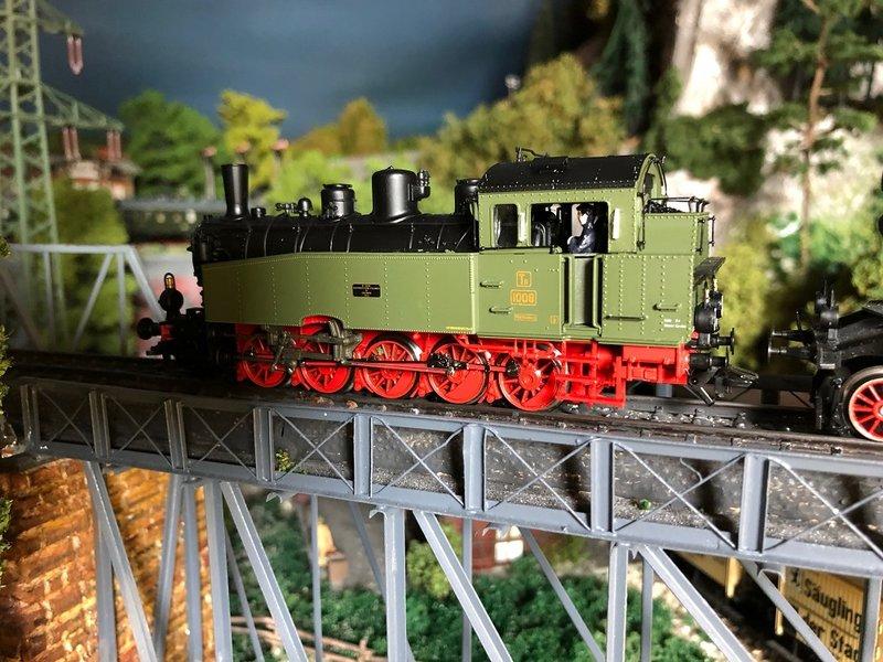 Epoche I Dampflokomotiven  ( Württemberg,KEPV ) 33345857rm