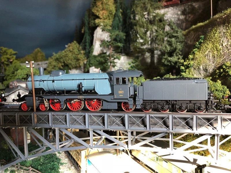 Epoche I Dampflokomotiven  ( Württemberg,KEPV ) 33345858qu