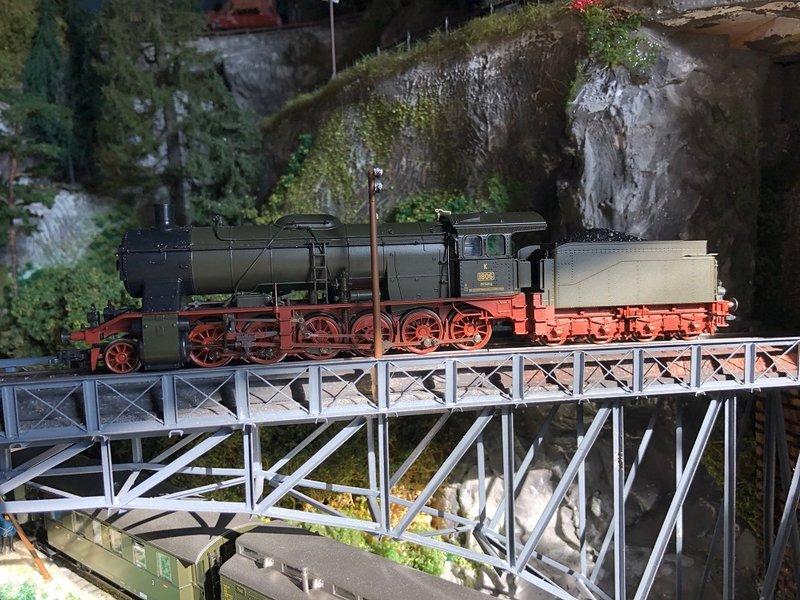 Epoche I Dampflokomotiven  ( Württemberg,KEPV ) 33345859jv