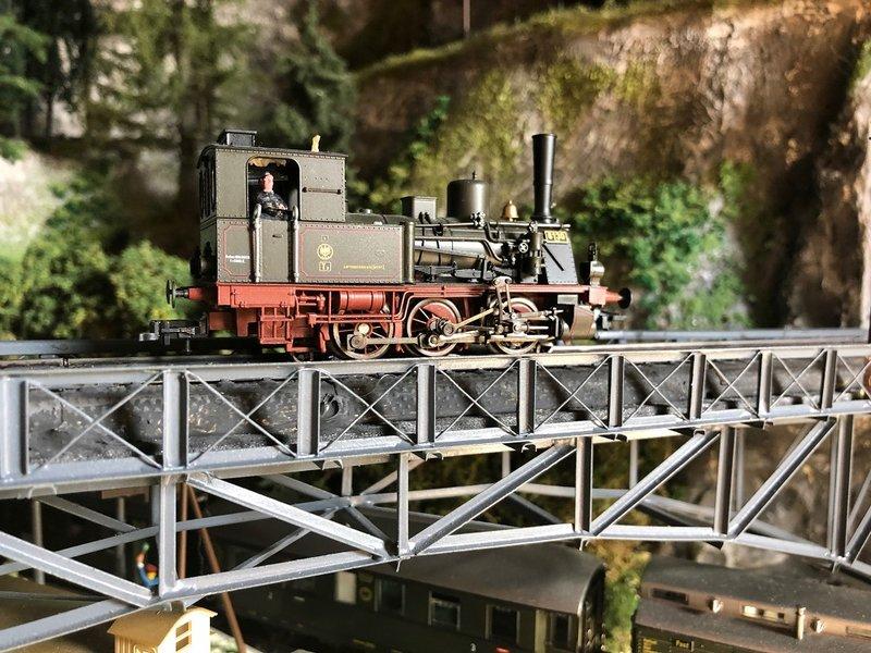 Epoche I Dampflokomotiven  ( Württemberg,KEPV ) 33373486ku