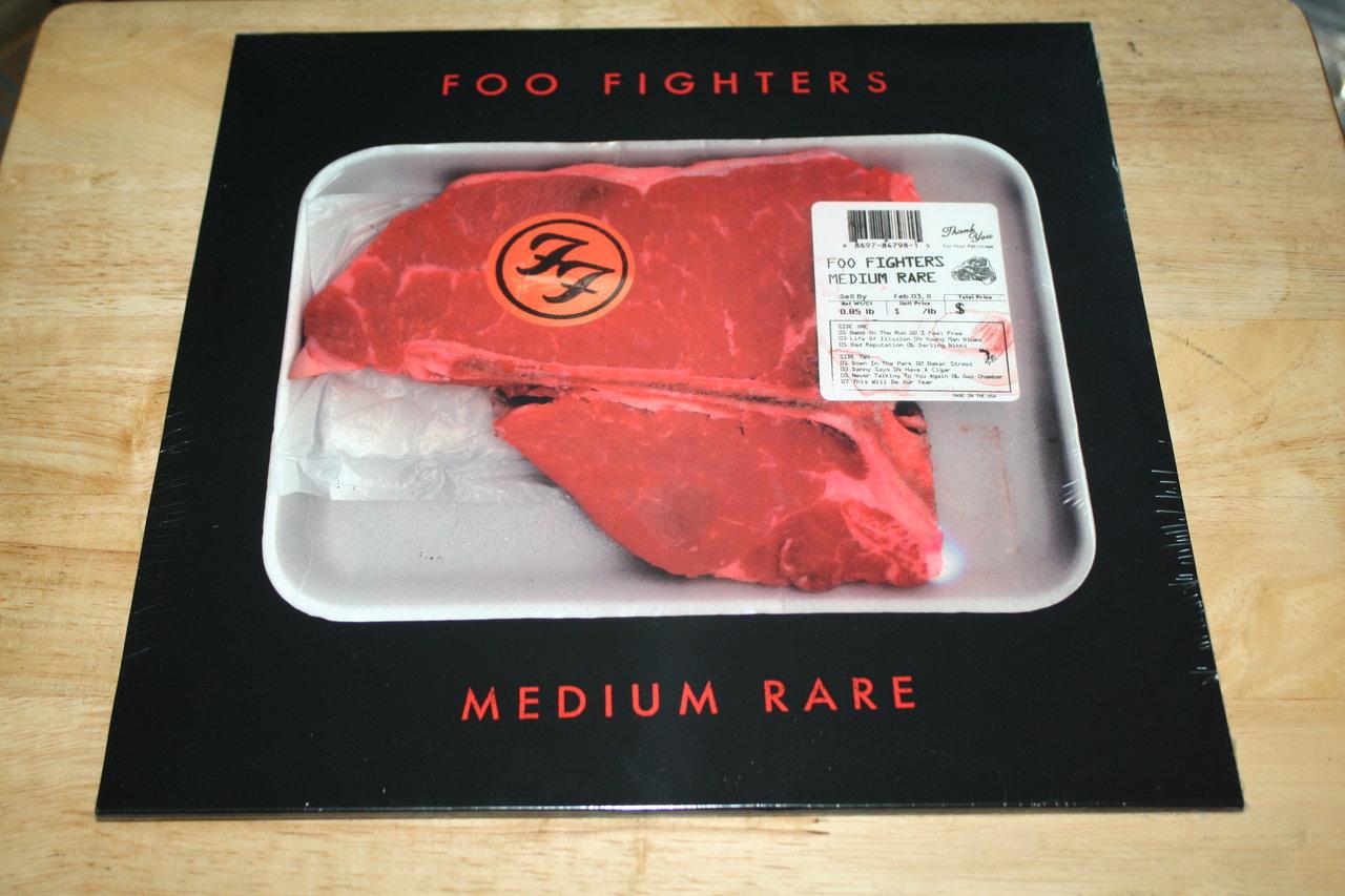 Foo Fighters Medium Rare Top Uk Amp Eu Foo Fighters Punk