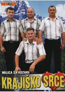 Krajisko Srce - 2007 - Milica Sa Kozare 33477317ul