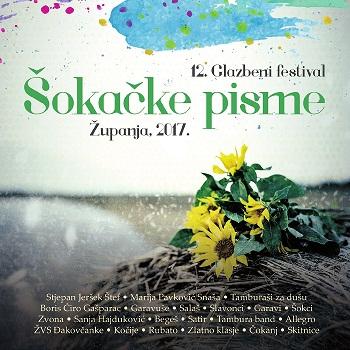 2017 - 12. Glazbeni Festival sokacke Pisme 33660482fl