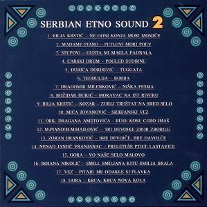 Serbian Etno Music Box 3 CD 33765549ks