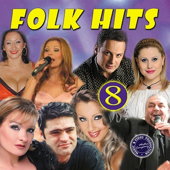 Folk Hits 1-8 Kolekcija/320 (Makedonija) 33826385du
