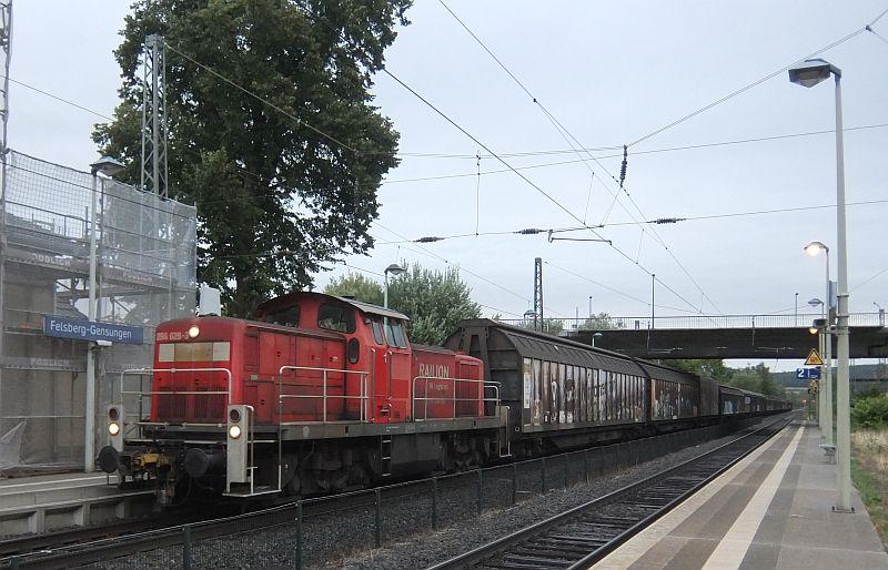 Bahnhof Felsberg-Gensungen 33858962xd