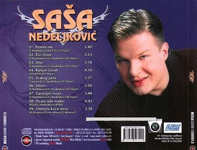 Sasa Nedeljkovic - Kolekcija 33935459od