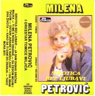 Milena Petrovic - Kolekcija 33940018vv