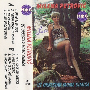 Milena Petrovic - Kolekcija 33940062sg