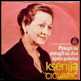 Ksenija Cicvaric - Kolekcija(Crnogorska Legenda) 33944433st