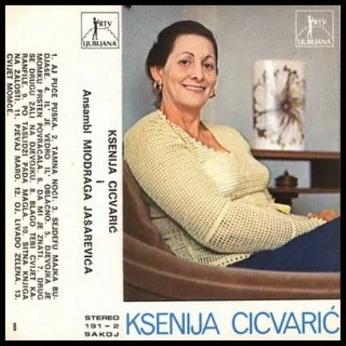 Ksenija Cicvaric - Kolekcija(Crnogorska Legenda) 33944453vb
