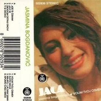 Jasmina Jaca Bogdanovic 1990 - Volim tvoj osmeh 33985748xd