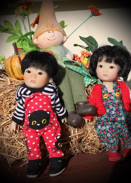 Nouvelles photos d'Yu Ping et Shan 34132184wv