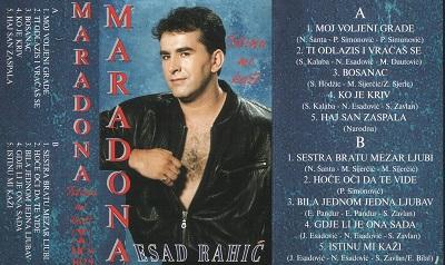 Esad Rahic Maradona - Kolekcija 34134869xr