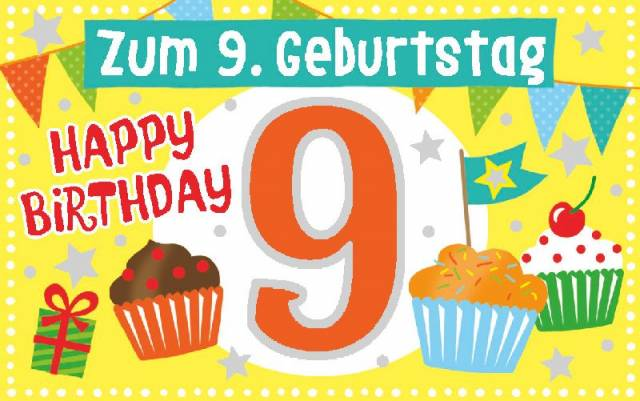 Geburtstagsspruche 9